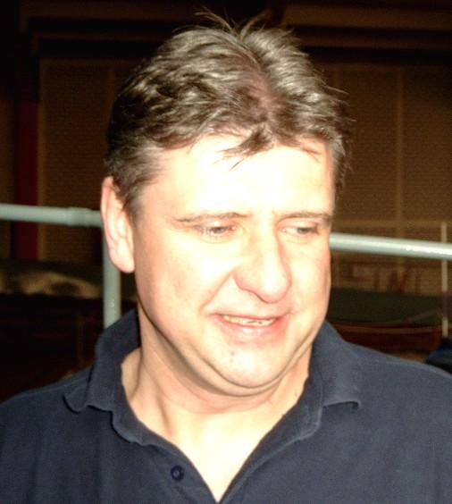Detlef Wendler - Trainer 1. Männer