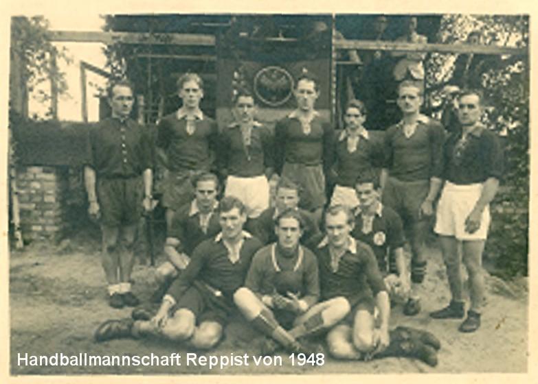 Reppister Männer von 1948